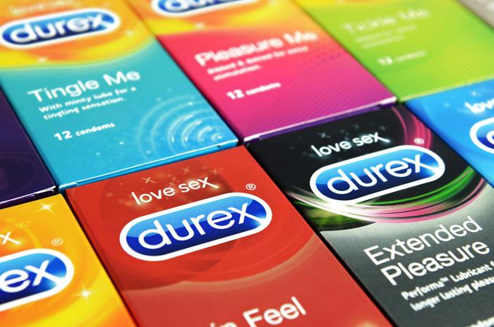 préservatifs Durex