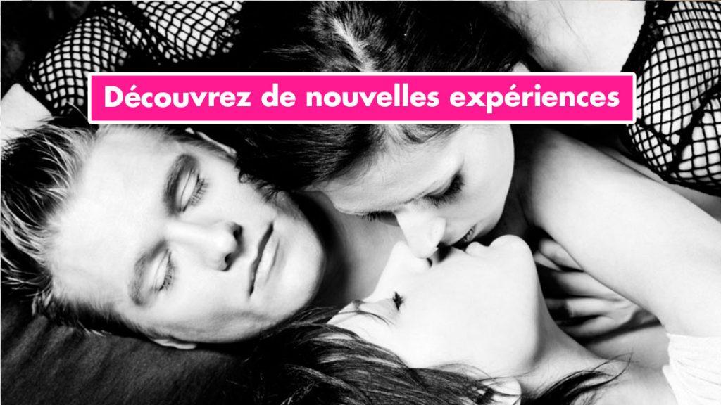 Experiences sexe